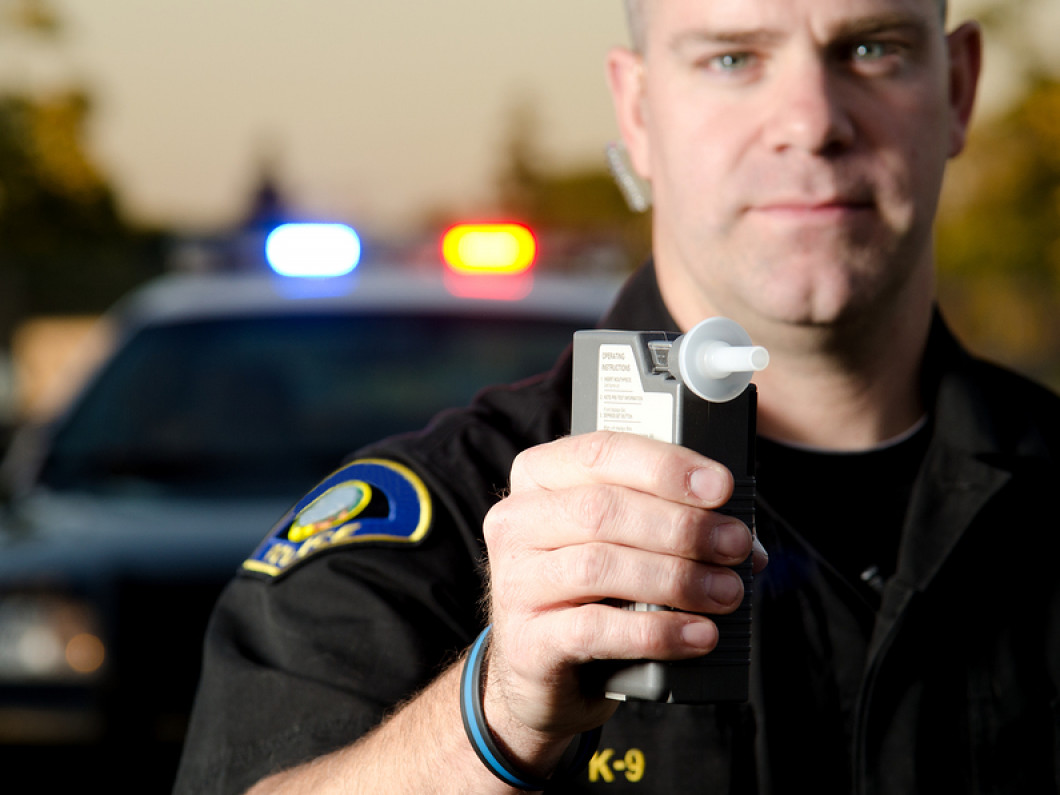 Breathalyzer Test in South Carolina